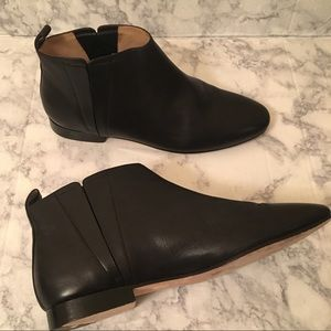 Cole Haan OS Collection Ankle Boots